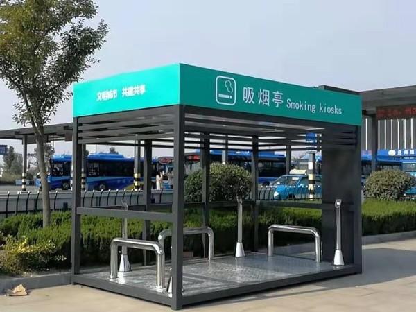 上海吸烟亭厂家直接订购有哪些好处?